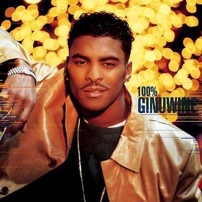 GINUWINE - 100% Ginuwine (CD 1999) USA Import EXC