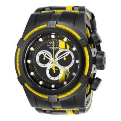 Invicta Reserve 26472 52mm Bolt Zeus S1 Racer Swiss Quartz Chronograph Men Watch