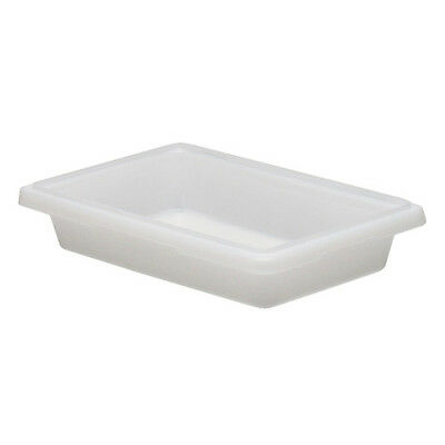 Cambro 18263cw135 Cambro Food Storage Box Full-size 5 Gallon Clear