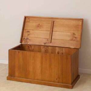 CL BLANKET BOX FULLY SOLID TIMBERED Villawood Bankstown Area Preview