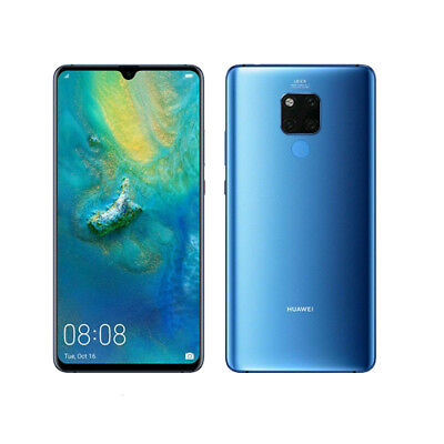Huawei Mate 20X EVR-L29 Dual 6 RAM 128GB Midnight Blue Ship in EU