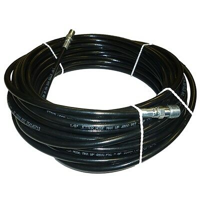 18 X 50 Sewer Cleaning Jetter Hose 4800 Psi