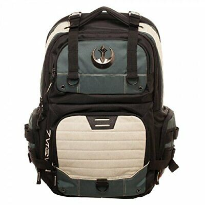 Bioworld Men's Star Wars Rogue Rouge One Rebel Backpack](Starwars Backpack)