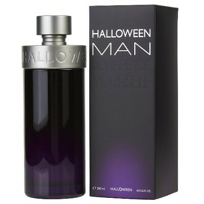 Halloween Man by Jesus Del Pozo 6.8 oz EDT Cologne for Men New In Box - Halloween Cologne For Men