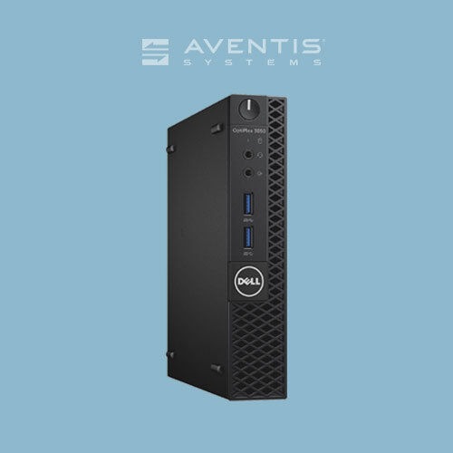 Dell Cfc5c Optiplex 3050 Micro Intel I5-7500t 2.7ghz/ 8gb /256gb Ssd /win 10 X64