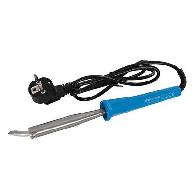 Silverline Lötkolben 100W löten Lötwerkzeug elektrisch Lötkolben  TOP (Lötkolben 100w)