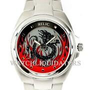Fossil Dragon Watch