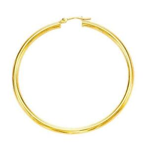 gold hoop earrings white small rose large ebay. Black Bedroom Furniture Sets. Home Design Ideas