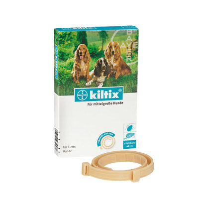 KILTIX Halsband f.mittelgroße Hunde 1St PZN 04929537