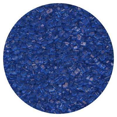 Royal Blue Sugar Crystals - 4 oz - CK Products Blue Sugar Crystals