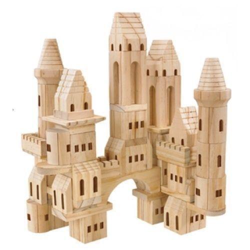 Big Wood Blocks ~ Large wooden blocks ebay