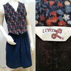 Blue Levi's Vintage Coats, Jackets & Vests for Women