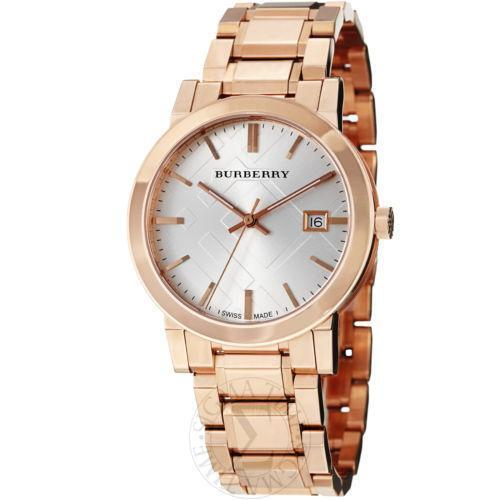 Burberry rose gold watch ebay for Burberry watches