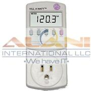 Electric Usage Meter