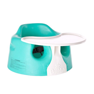 Bumbo Seat with Tray & Straps