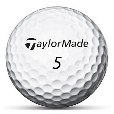 24 Mixed TAYLORMADE Lake Golf Balls - PEARL / GRADE A - from Ace Golf Balls
