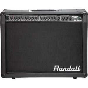 Randall RG100SC amplifier