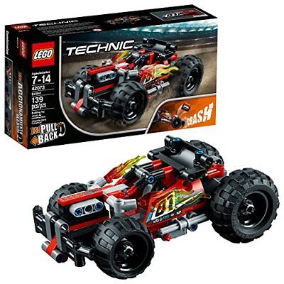 LEGO Technic BASH! 42073 Building Kit (139 Piece) Best Gift Toy for