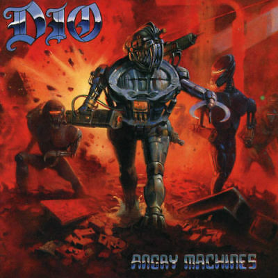 Dio   Angry Machines   Cd In Jewel Case