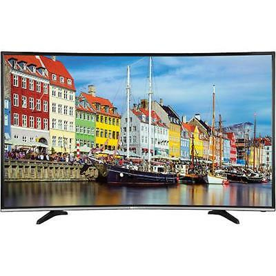 "Bolva 65CBL-01 65"" Class LED Curved 4K UHD TV"