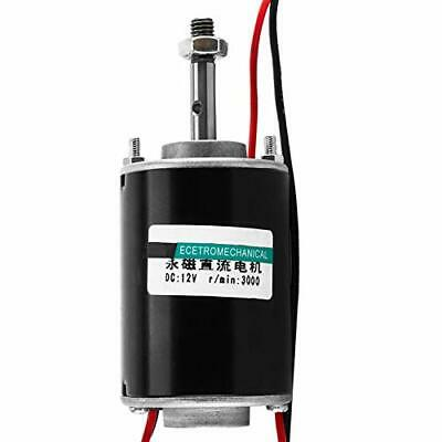 12 Volt Electric Permanent Magnet Dc Motor Diy Generator 3000rpm