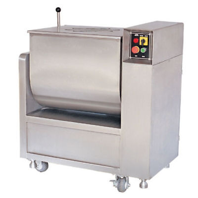 Stainless Steel Commercial Meat Mixer Model Bx70 Max Capacity 70 Pounds Of Meat