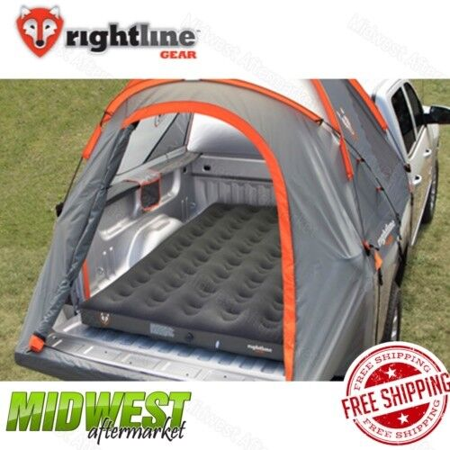 Rightline Gear Truck Tent And Air Mattress For 5 Short