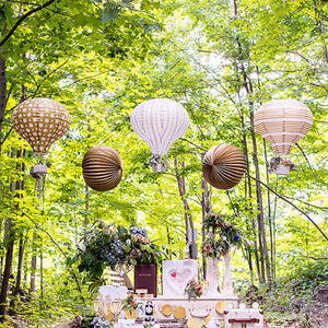 Rustic,Vintage, Shabby Chic Party Decor & Supplies
