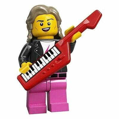 LEGO 71027 Minifigure Series 20 - 80's Musician (Brand New & Sealed)