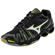 Mizuno Black Volleyball Shoes
