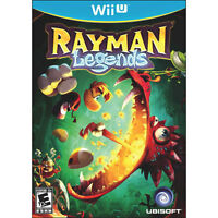 Looking to buy Rayman Legends Wii U or PS4