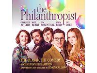 The Philanthropist Tickets for 27/04/2017 - x 2