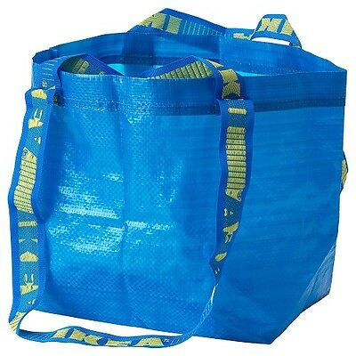 """IKEA"" BRATTBY Small Shopping Tote Bag 3.5 Gallon"