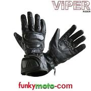 Motorcycle Gauntlet Gloves