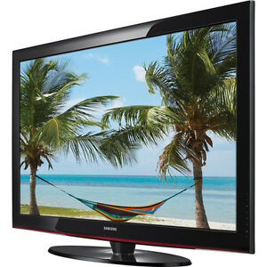"""dead"" LCD or plasma tv"