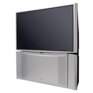Hitachi 51 inch rear-projection television