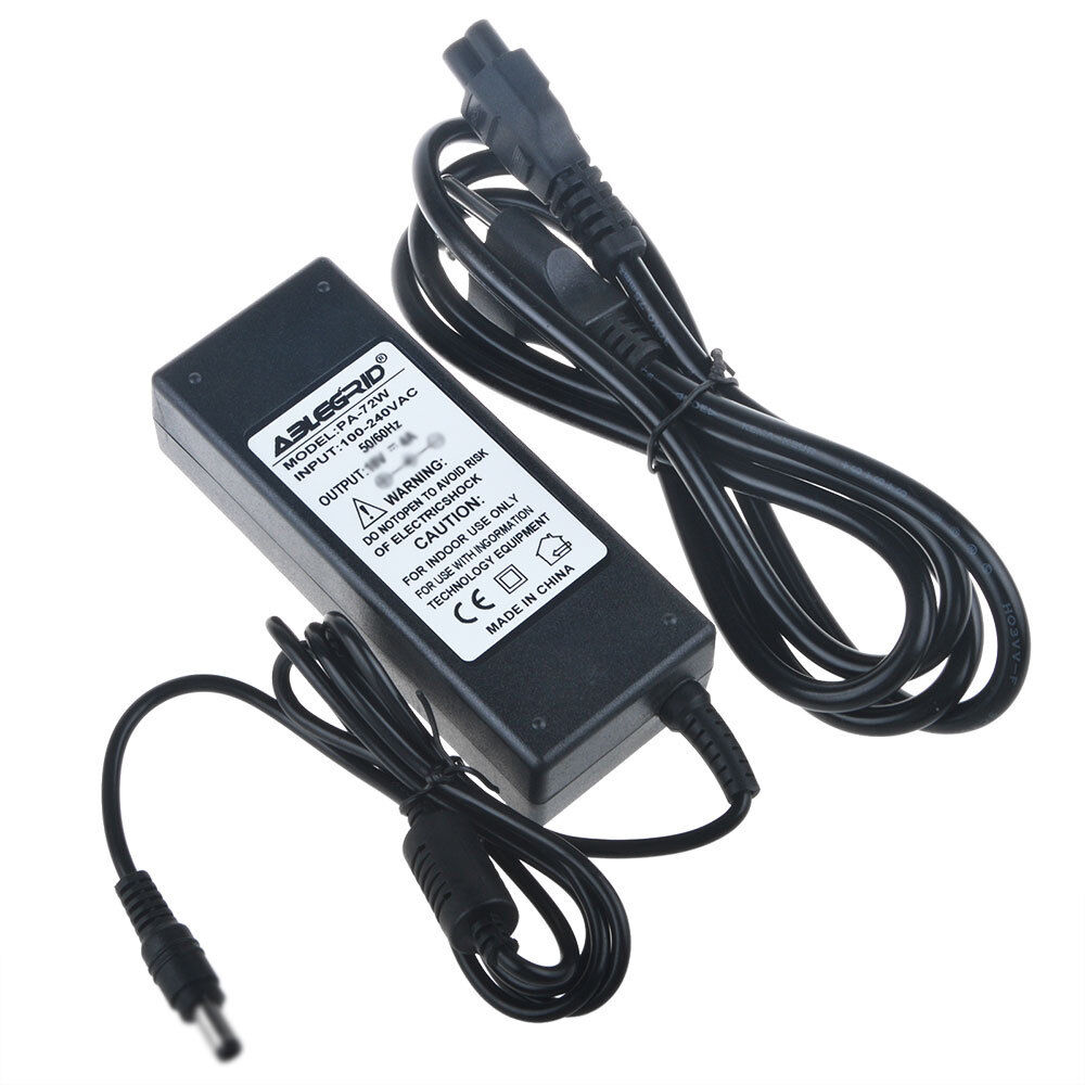 DC Adapter For Auvio SBX24210 4000460 2.1 Channel Stereo TV Surround Soundbox