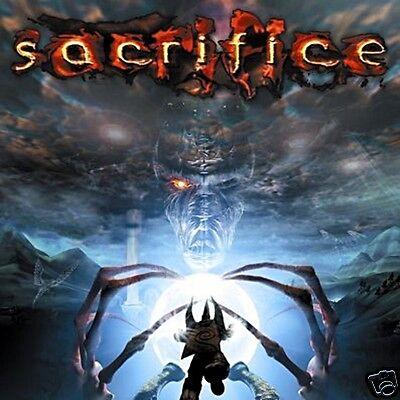 SACRIFICE PC-SPIEL  Fantasy-Strategiespiel