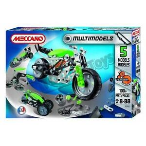 MECCANO Multi Models 833550 5-Model Set