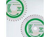 160 mm circular/track saw blade