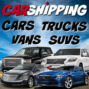 Car Shipping | Ship A Car | Auto Transport Winnipeg Flin Flon MB