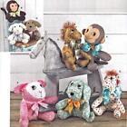 Stuffed Monkey Pattern