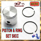 Unbranded Pistons & Piston Kits Motorcycle Pistons, Rings and Piston Kits
