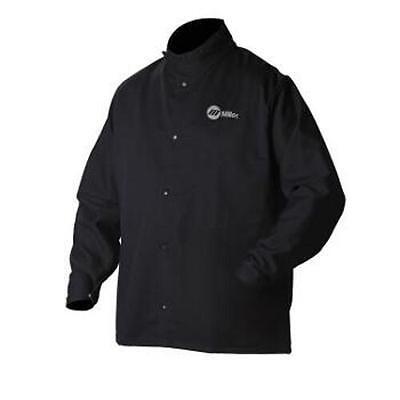 Miller Medium  244750 Cloth Welding Jacket Industrial