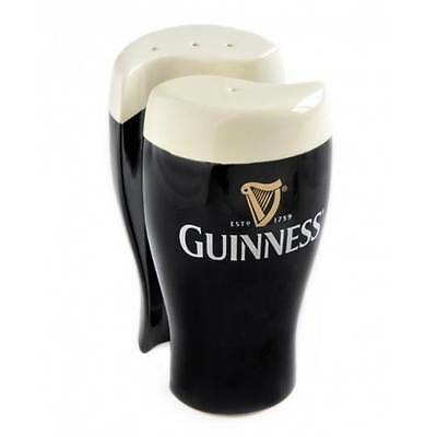 Guinness Pint Salt & Pepper Ying Yang