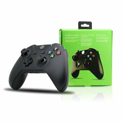 Bluetooth Wireless Game Controller Gamepad Joystick For Microsoft Xbox One Black