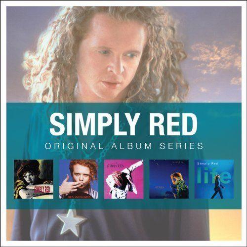 Simply Red - Original Album Series (50 Track 5CD Set, 2011) - Brand New & Sealed