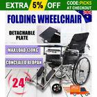 Unbranded Steel Wheelchairs