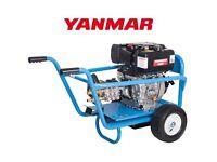 Yanmar, Honda, Briggs & Stratton pressure washer wanted cash waiting
