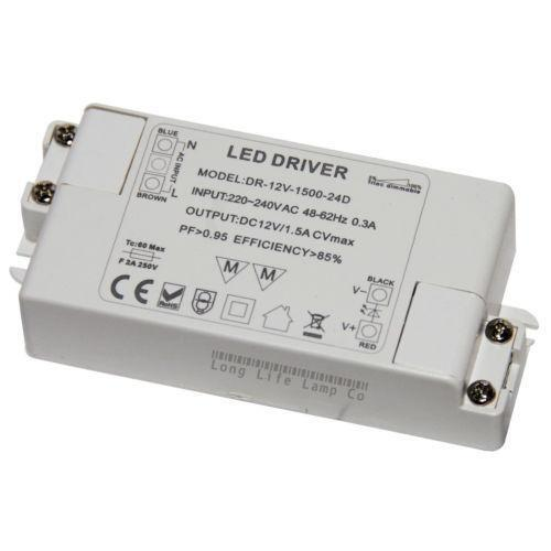 Led Mr16 Electronic Transformer Compatibility: Dimmable LED Transformer